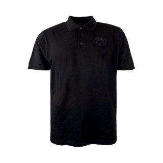 """Poloshirt """"Business"""" - schwarz"""