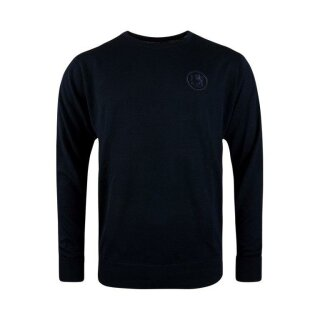 """Pullover """"Business"""" - navy"""