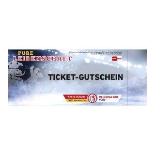 DEG Ticket Gutschein